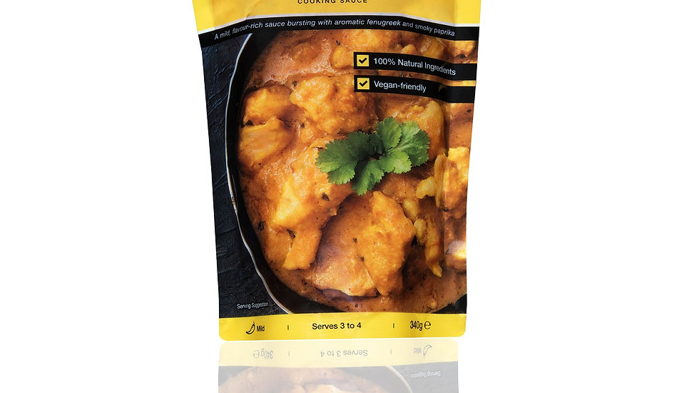 Jeyel's - South Indian Butter Chicken