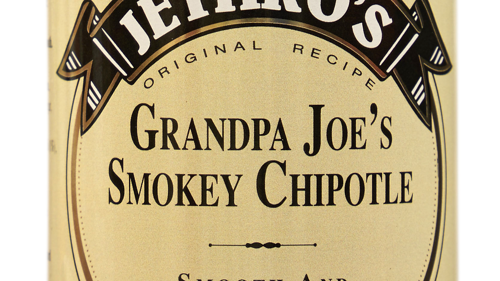 Jethro's - Grandpa Joe's Smokey Chipotle 250ml