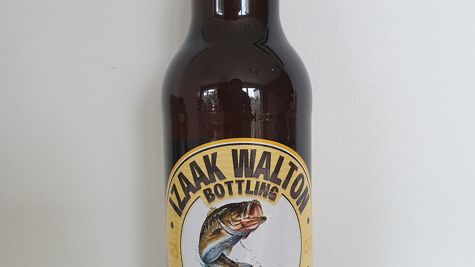 Izaak Walton Brewhouse - Largemouth Bass, 3.9% 500ml