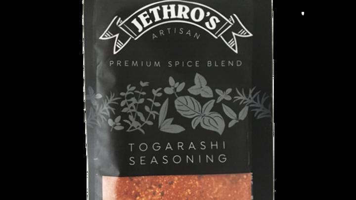 Jethro's -Togarashi Seasoning