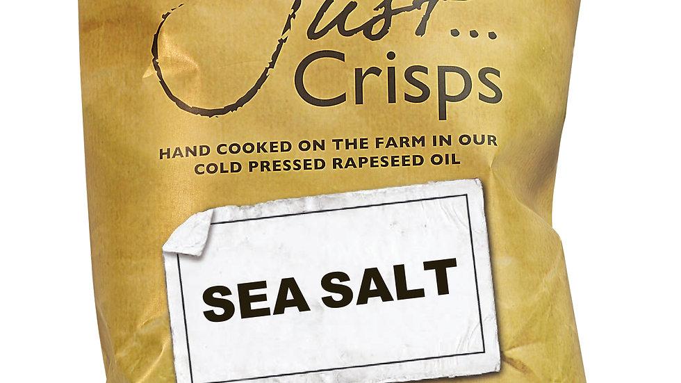 Just Crisps - Sea Salt 150g