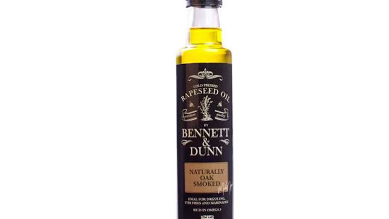 Bennett & Dunn - Naturally Oak Smoked 250ml