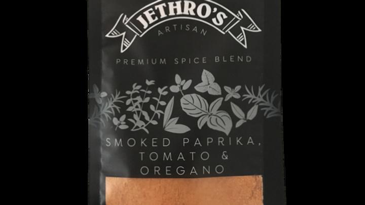 Jethro's - Smoked Paprika, Tomato & Oregano
