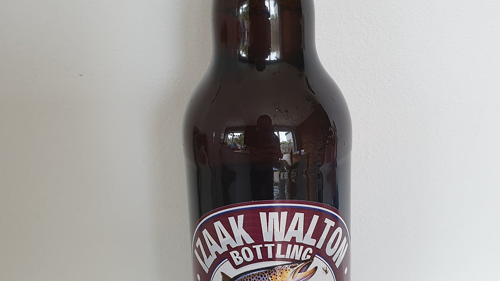Izaak Walton Brewhouse - King Salmon, 5.1% 500ml
