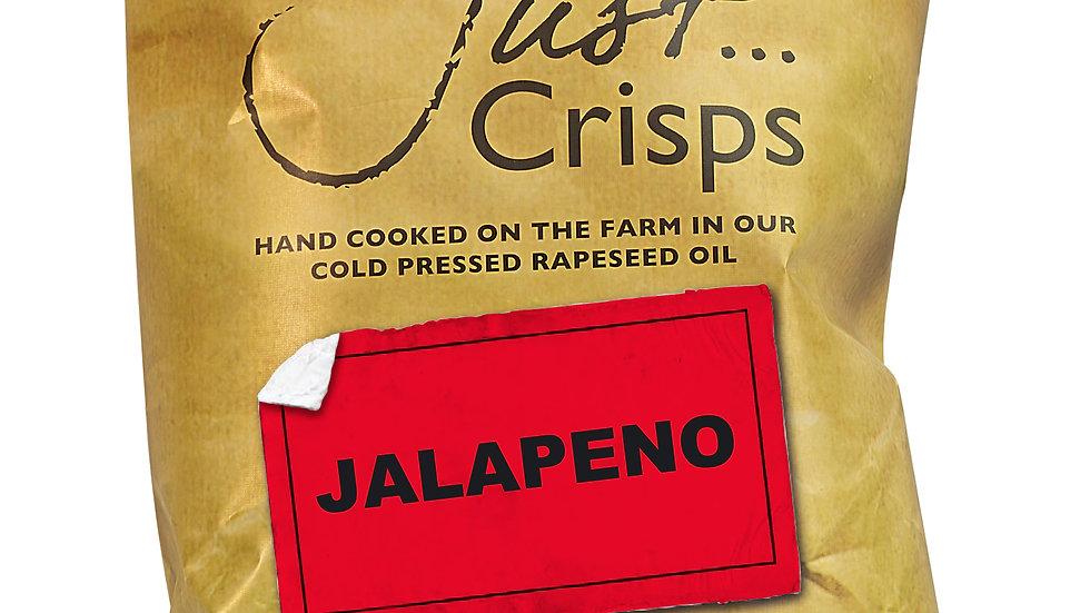 Just Crisps - Jalapeno 150g