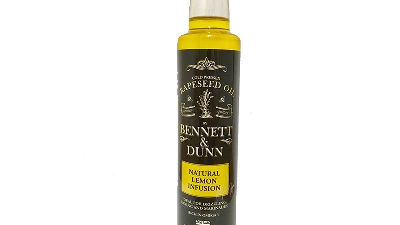 Bennett & Dunn - Natural Lemon Infusion 250ml