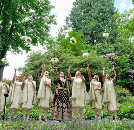 Four Reasons to Have A Springtime Wedding