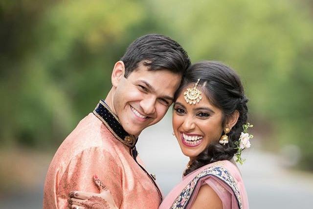 Janaki & Steven Patel