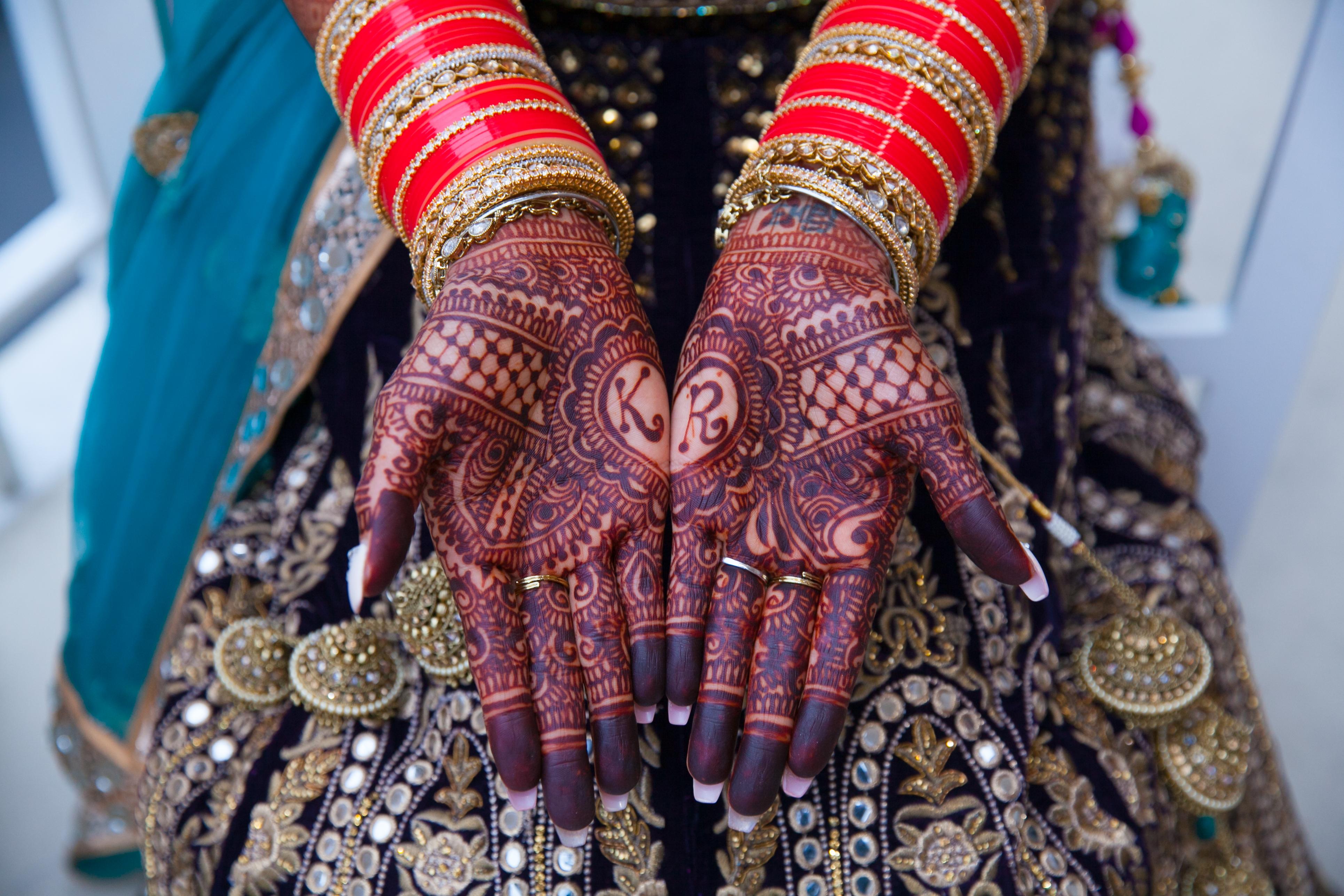 Mehndi (Henna)