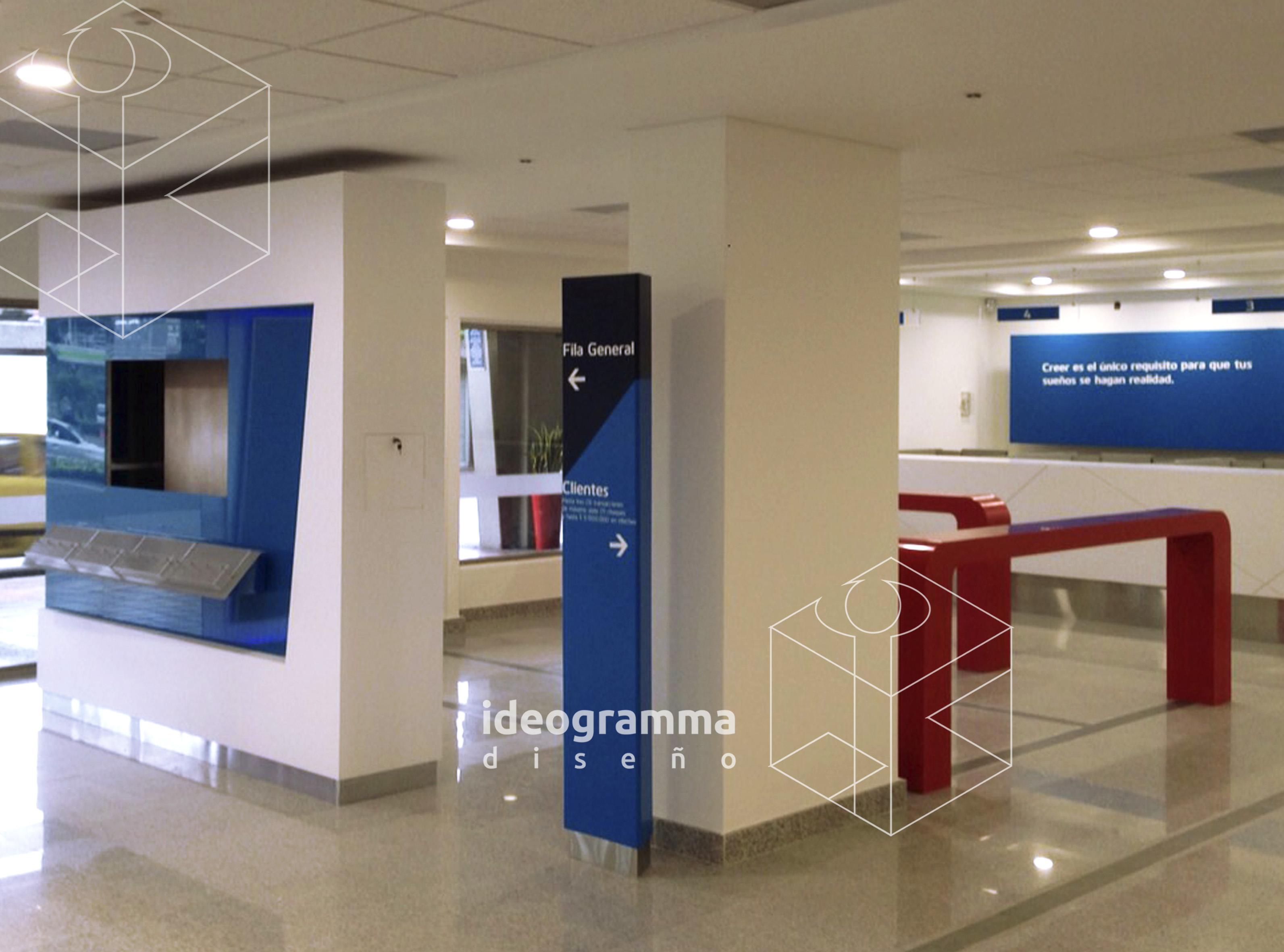 Mobiliario bancario