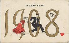 IN LEAP YEAR 1908