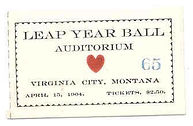 LEAP YEAR BALL April 15, 1904