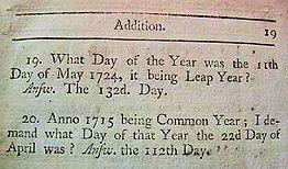 1758 Arithmetick