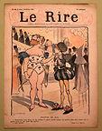 LE RIRE 1896
