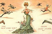 The New Lady Day 1908 LEAP YEAR