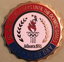 1996 Olympics Atlanta, Georgia, USA