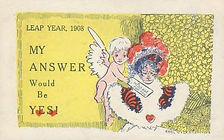 LEAP YEAR 1908 My Answer Would Be Yes