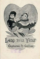LEAP 1912 YEAR  Captured Py Gollies