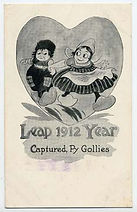 LEAP YEAR 1912 Captured Py Gollies