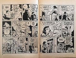 THE SPIRIT No. 80 Originally published February 29, 1952 LEAP YEAR
