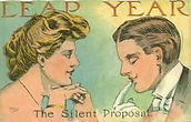 LEAP YEAR The Silent Proposal 1908