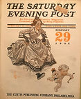 SATURDAY EVENING POST 1908