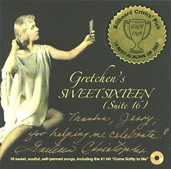 Leap Year Autobiographical Solo CD, Gretchen's SWEET SIXTEEN (Suite 16)