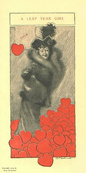 1904 A Leap Year Girl