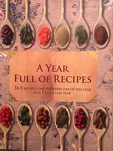 A YEAR FULL OF RECIPES ... PLUS 1 FOR A LEAP YEAR