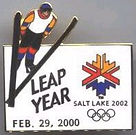 Leap Year FEB. 29, 2000 Salt Lake 2002.
