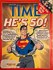 TIME 1988 Superman's birthday is February 29.
