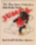 RACIST ALERT: 1934 Leap Year Valentine Card by Hallmark