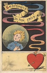 Skottdagen (Leap Day) 24 Feb. 1904