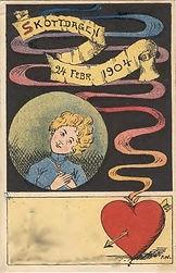Skottdagen (Leap Day) 24 Feb. 1904
