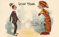 LEAP YEAR Why Don't You Marry The Girl!