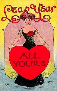 LEAP YEAR All Yours 1908
