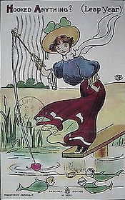 Hooked Anything? (Leap Year) 1908