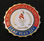 LEAP YEAR DAY. Atlanta 1996 Olympic Games