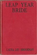 LEAP YEAR BRIDE by Laura Lou Brookman