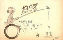 LEAP YEAR 1908 We Can Fish But One Year In Four