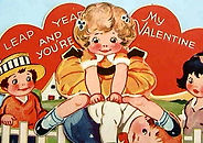 Leap Year Valentine
