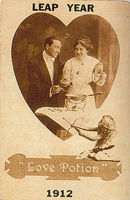 "LEAP YEAR 1912 ""Love Potion"""
