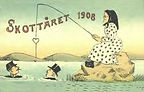 LEAP YEAR 1908 Skottaret