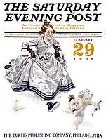 THE SATURDAY  EVENING POST  1908