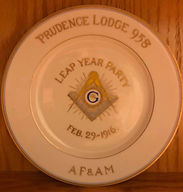 Prudence Lodge Leap Year Party 1916