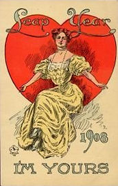 LEAP YEAR 1908 I'm Yours