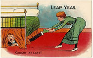 LEAP YEAR  CAUGHT AT LAST!