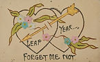 LEAP YEAR FORGET ME NOT
