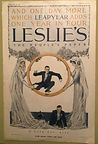 LESLIE'S The People's Paper 1912