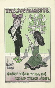 EVERY YEAR WILL BE LEAP YEAR SOON 1908